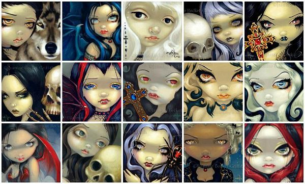 Faces of Faery