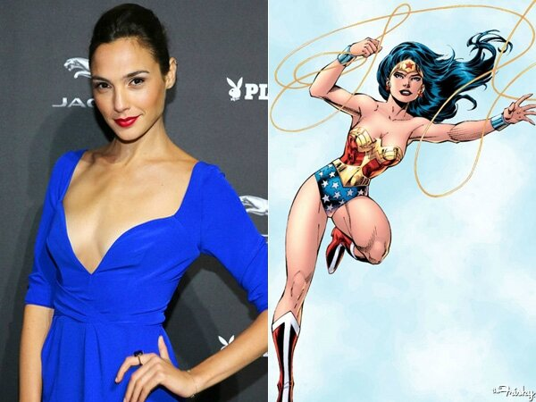 Gal Gadot est Wonder Woman