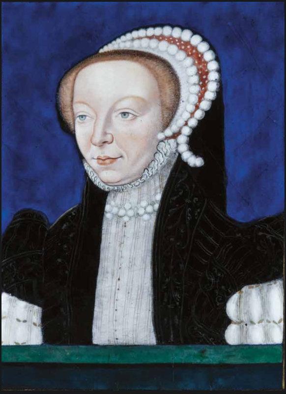 Limosin_1553_Catherine de Médicis_Kugel