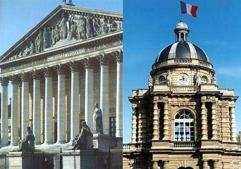 Sénat Assemblée france