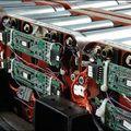 Usine de production de batteries électriques dans l'hexagone