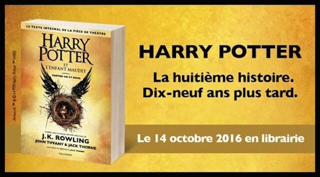 harry potter et l enfant maudit 1