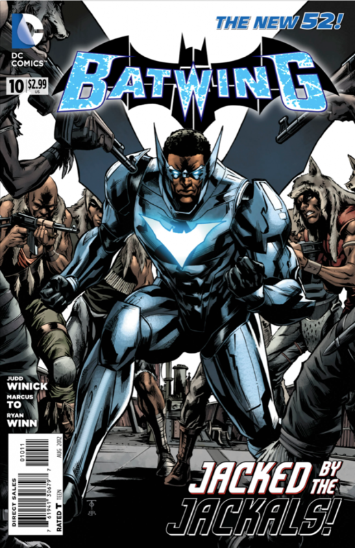 new 52 batwing 10