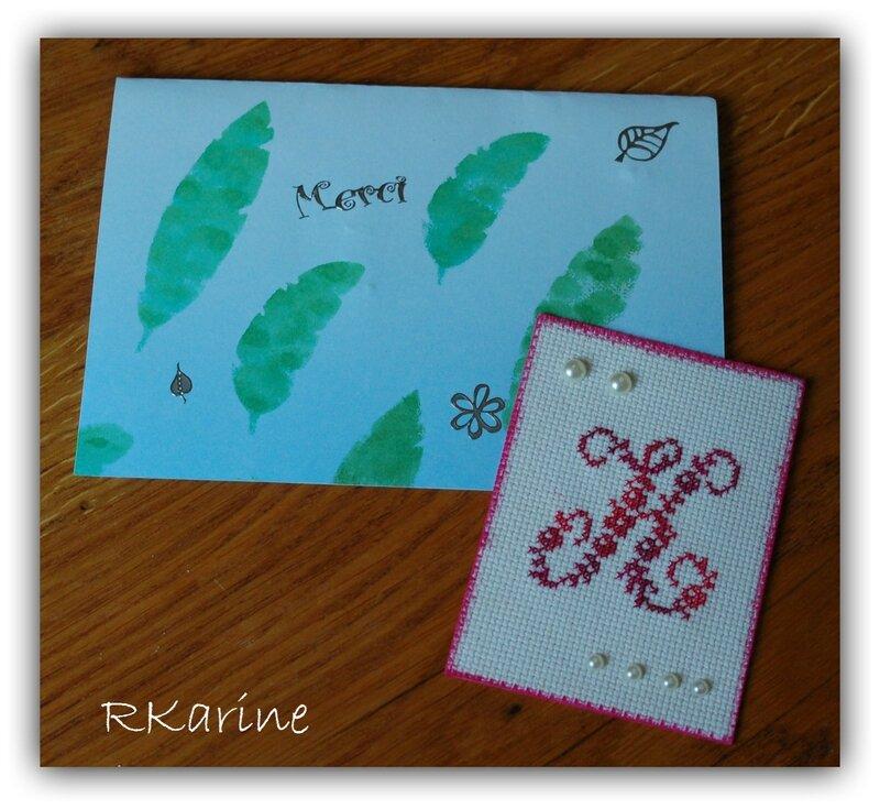 ATC Carte Claudine