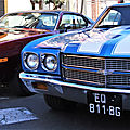 Béthune rétro 2019 reboot - une belle paire de muscle-cars.. la chevelle ou la mopar?