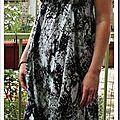 Une série de robes oblige ! avec ce soleil de plomb