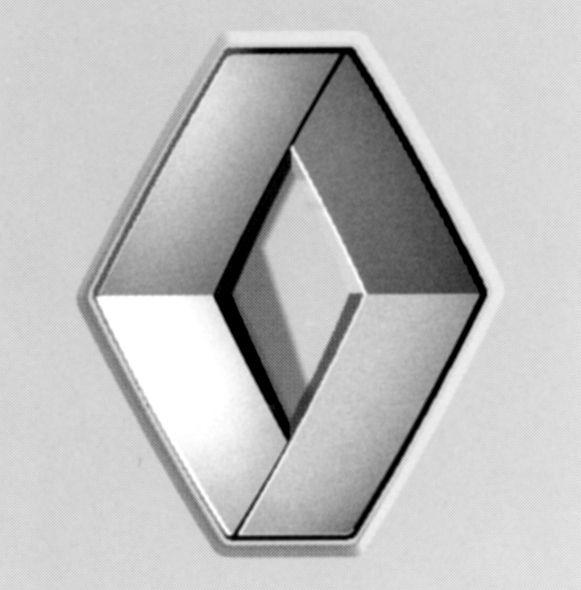 Logotype Renault N&B