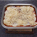 Lasagnes au bacon