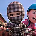 Annecy 2019 : compétition/ ternet ninja :un sympathique toy story made in danemark