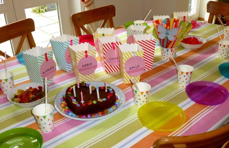 bricolage anniversaire
