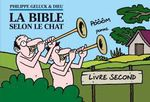 Geluck_La_bible_selon_le_chat__livre_second
