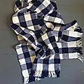 Deuxième écharpe