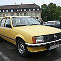Opel rekord e 1.9 break 1981