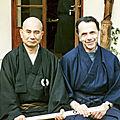 Les relations entre eizan rôshi du ryutakuji et le centre assise de 1986 à 2018