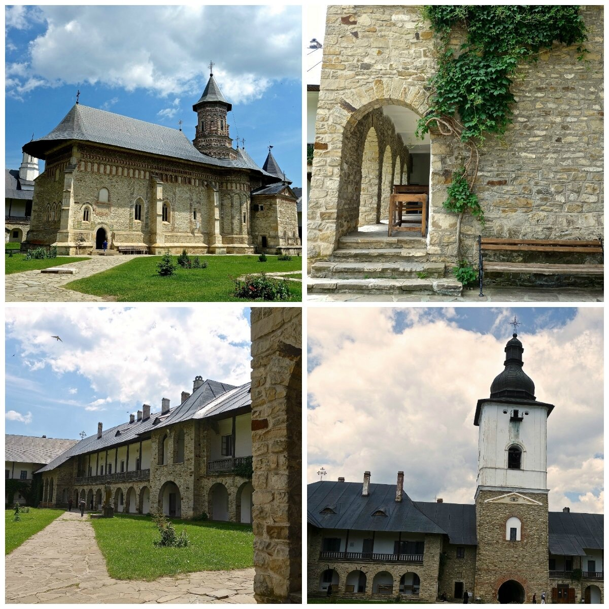 monastère de Secu 2
