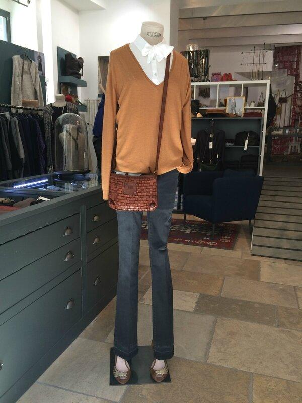 Jeans WAS pull FINE chemise B YU sac BIBA ah 1617 Boutique Avant Après 29 rue Foch 34000 Montpellier (3)