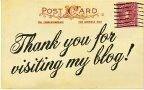 merci visite blog