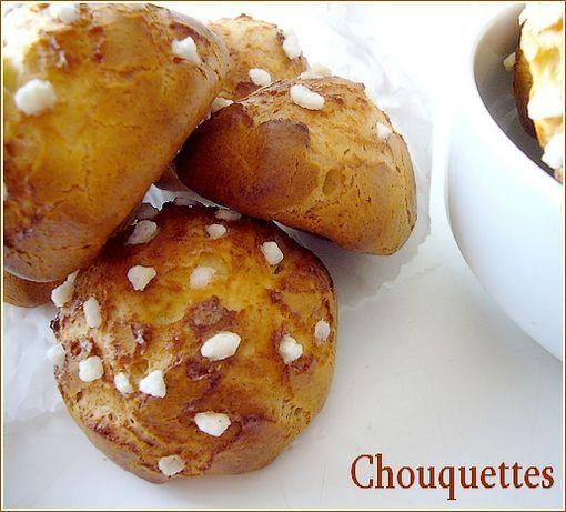 chouquettes prsentation 1