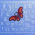 Abécédaire au papillon : objectif n°5
