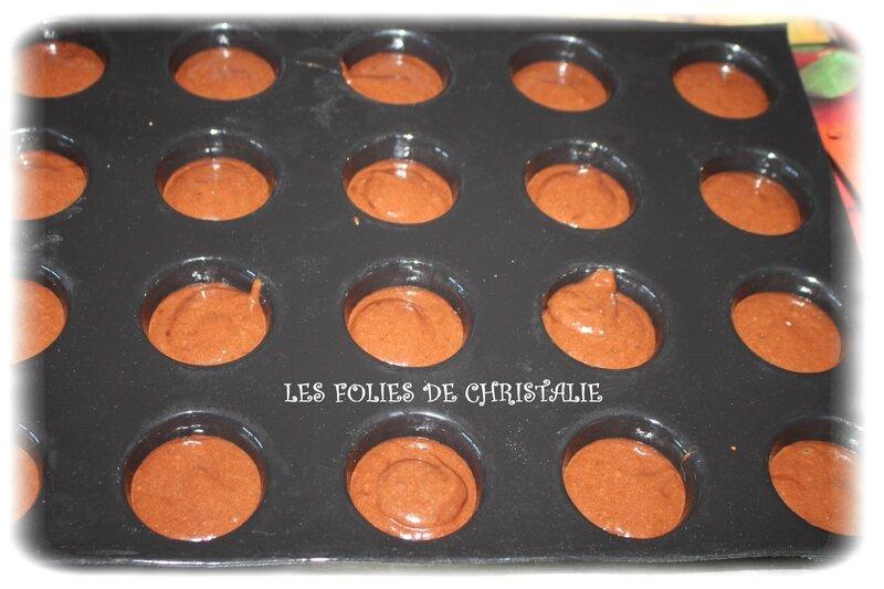 Cupcakes chocolat 6