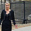 Question de marion maréchal-le pen, député fn du vaucluse, concernant l'immunité diplomatique du 17/06/2014