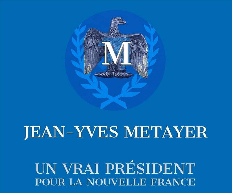 UN PRESIDENT POUR LA FRANCE