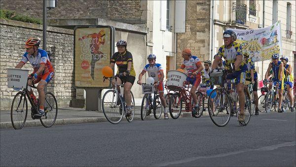 Niort cyclos parade rillettes 120812