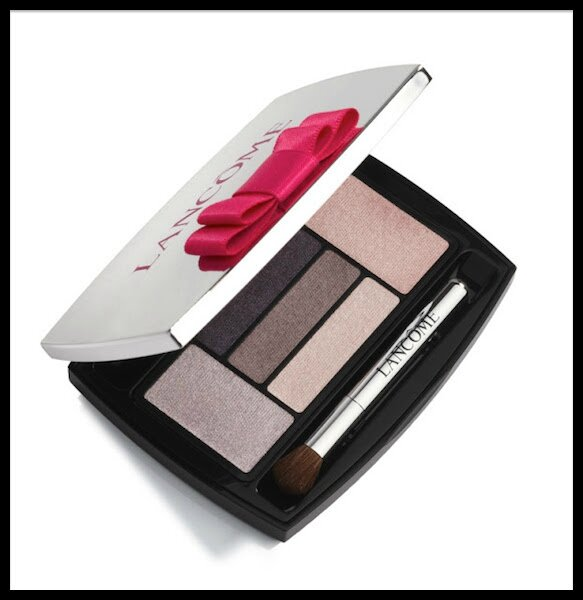 lancome collection french ballerine palette yeux
