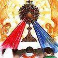 Le mois du saint sacrement