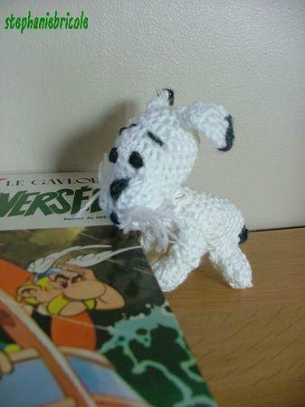 idefix crochet - 4 septembre 2010
