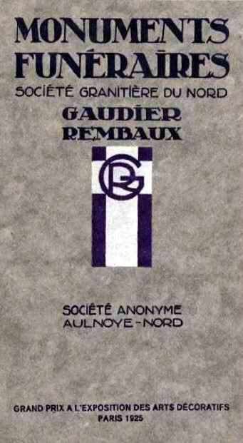 Monum Gaudier2