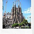 Barcelona jour 1 : gaudi + tapas