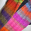 Snood multicolore 2