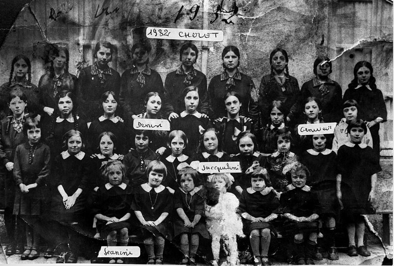 soeurs g'stell-cholet-1932-