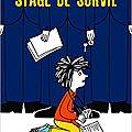 Pêle-mêle junior : stage de survie - des vacances bien pourries - les super méchants (7) opération panique au jurassique