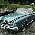 Borgward isabella coupé-1958