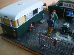diorama castrol (6)