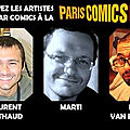 Le team northstar comics à la pce