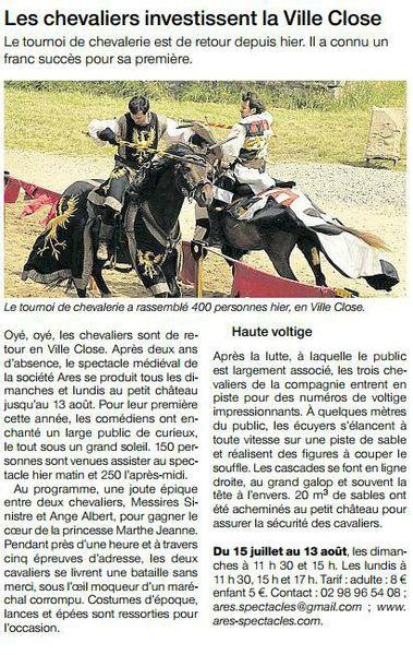 2012-07 chevalerie