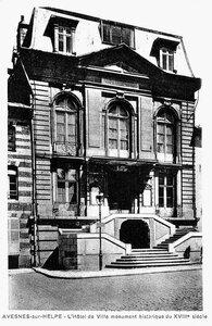 AVESNES SUR HELPE-L'Hôtel de Ville9