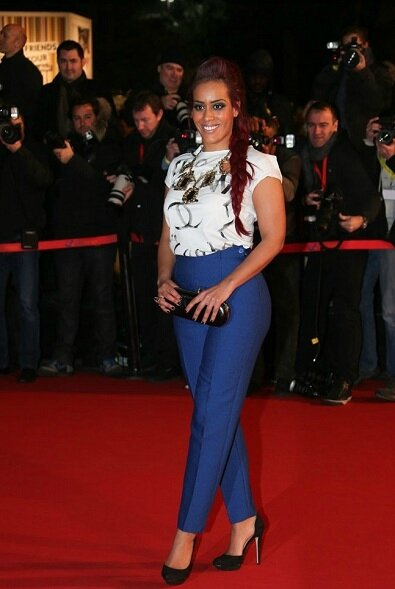 NRJ Music Awards 2013, Red Carpet 5