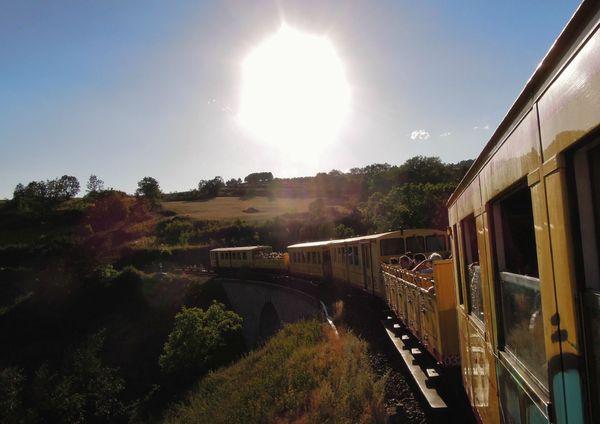 Ti train jaune 298