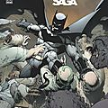 Urban comics : batman saga