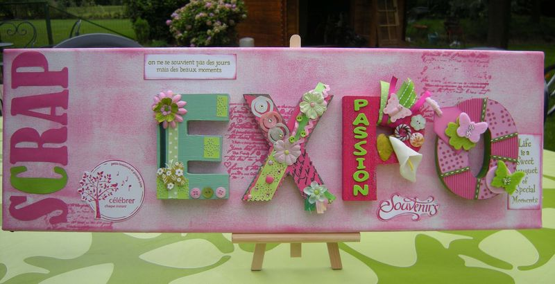 Canvas Scrap Expo