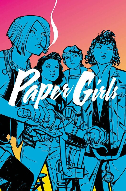 paper girls vol 1 TP