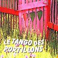 Affiche Tango des Portillons