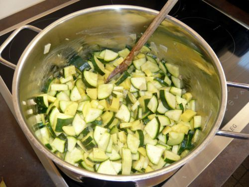 soupe courgettes 1