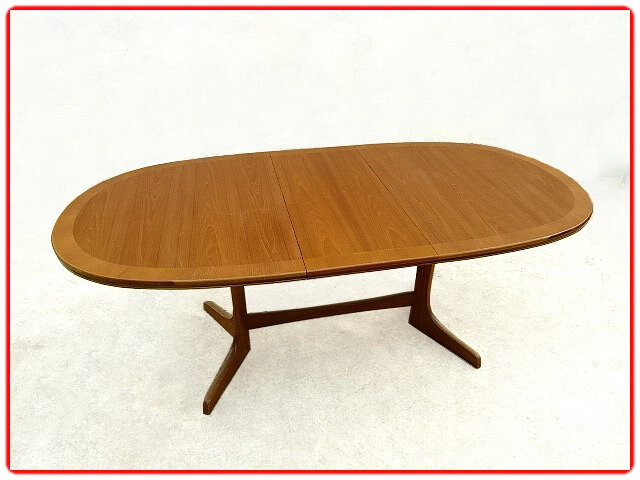 table William Lawrence vintage scandinave