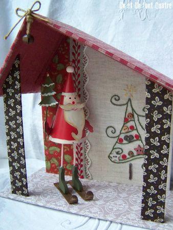 La cabanne du Père Noël (1)
