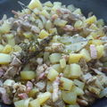 Cataplana de porc et patates